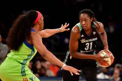 New York Liberty Wins A Thriller Against The Dallas Wings