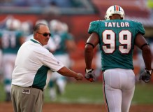 """""""A Call To The Hall"""" With The Newly Hall Of Fame Inductee Jason Taylor"""