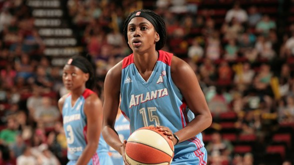 The Sixth-Year Veteran Will Make Her First Career All-Star Appearance