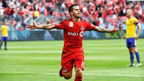 Sebastian Giovinco Named MLS Player Of The Week