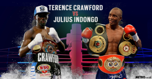 And The Undisputed Champ Is: Terence Crawford vs. Julius Indongo