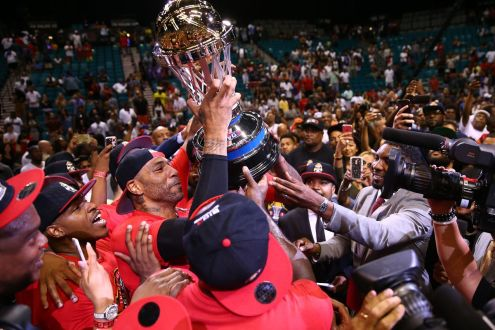 A Perfect Finish: Trilogy Completes Undefeated Season To Win Inuagural BIG3 Championship