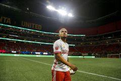 Atlanta United's Josef Martinez Voted Alcatel MLS Player Of The Week