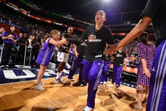 Phoenix Mercury Triumph Over Atlanta Dream 84-70
