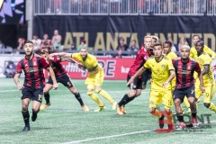 Atlanta United Suffers Heartbreak Lost In One-Game Playoff Elimination