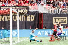 A Tough Draw Against Toronto Earns Atlanta United A Fourth Seed Home Match Against Columbus Crew