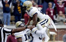 Georgia Tech knocks Off Virginia Tech In A Dogfight