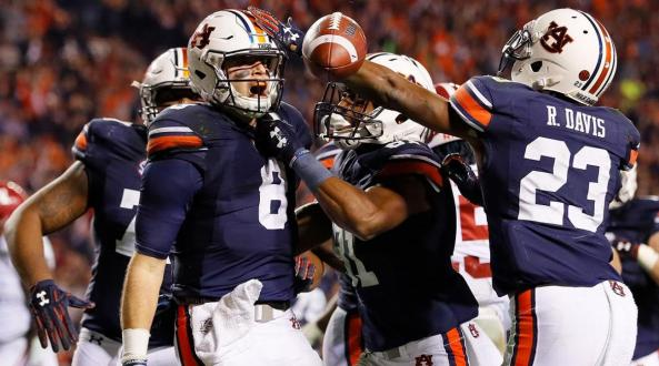 They Just Keep Falling: College Football Top 10 (Week 13)