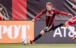 Atlanta United's Julian Gressel Named AT&T Rookie Of The Year