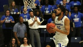 Simonds Scores 35 Points But Georgia State Falls To Liberty 77-74 In Overtime