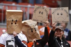 """The Cleveland Browns And The Parade of Misery """"Dilly Dilly"""""""
