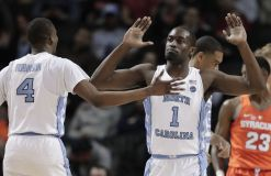 North Carolina Cruises Past Syracuse