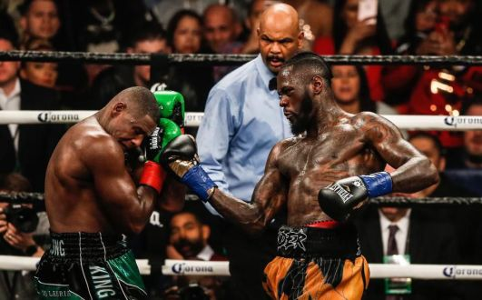 Is the Heavyweight Division back in Boxing?