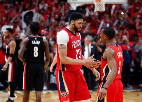 New Orleans Pelicans- Making A Statement