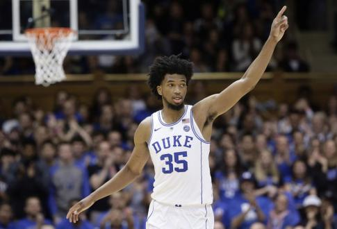 2018 NBA First Round Mock Draft: 1st Edition