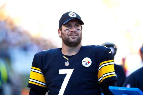 Ben Roethlisberger Has No Interest In Being A Mentor