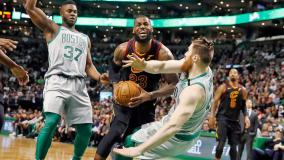 Gunning For The Crown-Eastern Conference Finals Preview