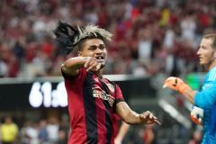 Atlanta United draw with Portland Timbers 1-1
