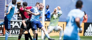 Atlanta Draws NYCFC 1-1, Stays On Top Of Eastern Conference