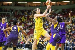 The Storm Too Much For Sparks