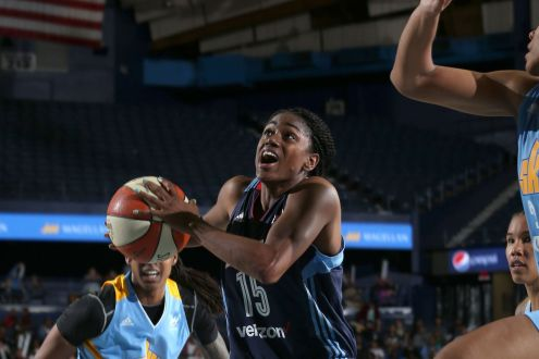 Tiffany Hayes And Brittney Griner Named WNBA Players Of The Week