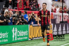 Miguel Almirón Week-to-Week With Left Hamstring Injury