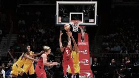 Mystics Pull Off Tough Win At The Buzzer vs. Sparks