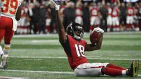 The Falcons Report- Interchangeable Parts