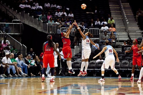 WNBA Semifinals Preview: Atlanta Dream Versus Washington Mystics