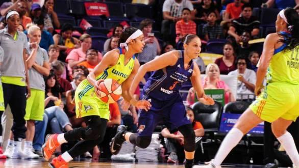 WNBA Playoff Preview: Phoenix Mercury vs Dallas Wings