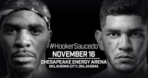 Maurice Hooker and Alex Saucedo Set to Ignite Texas-Oklahoma Rivalry November 16 At Chesapeake Energy Arena