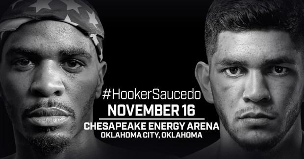 Maurice Hooker and Alex Saucedo Set to Ignite Texas-Oklahoma Rivalry November 16 At Chesapeake Energy Arena