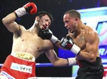 Brant Stuns Murata, Wins WBA Middleweight Title