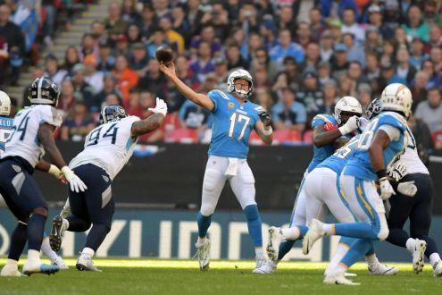 NFL Power Rankings Week Eight- Seen And Heard