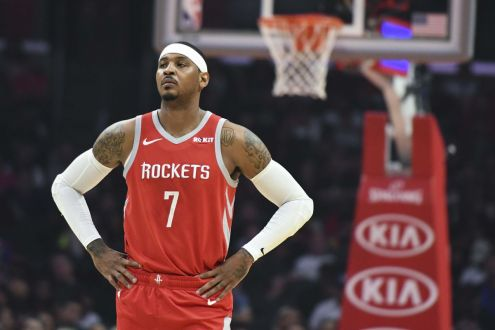 Carmelo Anthony's Odyssey: From Ripe Orange To Golden Nugget To Sputtering Rocket