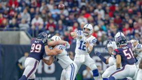 Riding The Heat Waves: Indianapolis Colts vs. Houston Texans Wild Card Preview