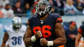 Chicago Bears' Akeem Hicks Talks About What's Next For The Chicago Bears