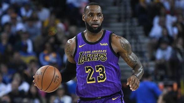 LeBron James Talks Vince Carter And The Importance Of Black History