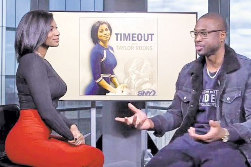 Taylor Rooks: Don't Let The Pretty Face Fool You