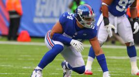 Browns trade For Giants Pass Rusher Olivier Vernon