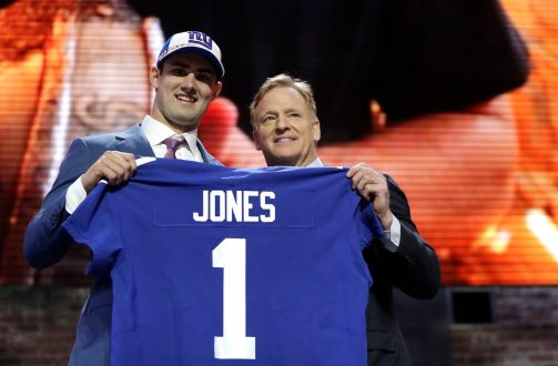 NFL Draft: Siamese Signal Callers