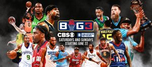 BIG3 Announces Select 2019 Cities & Dates — Tickets On Sale Tomorrow In Detroit, Philadelphia & Atlanta