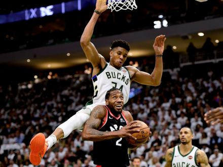 Sink Or Swim: Milwaukee Bucks vs. Toronto Raptors Game 3 Preview
