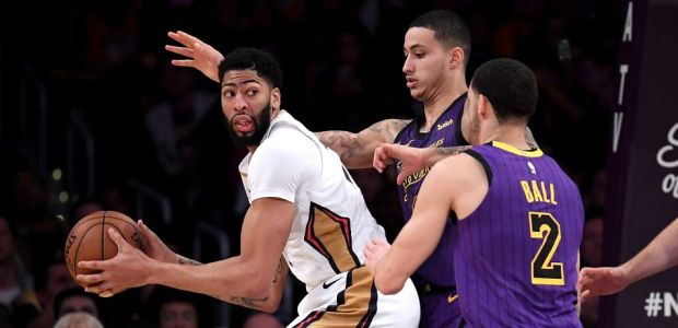 Finished Business-The Los Angeles Lakers Acquire Anthony Davis