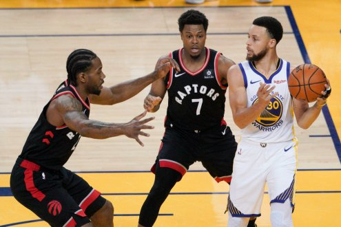 Trouble In Paradise: Toronto Raptors vs. Golden State Warriors Game 4 Preview