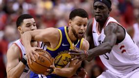 One Win Away- Golden State Warriors vs. Toronto Raptors Game 5 NBA Finals Preview