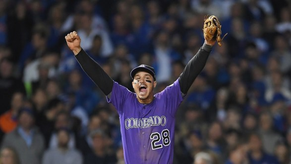 Nolan Arenado and the All-May Team for Major League Baseball