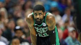Kyrie Irving-A Big Apple Decision