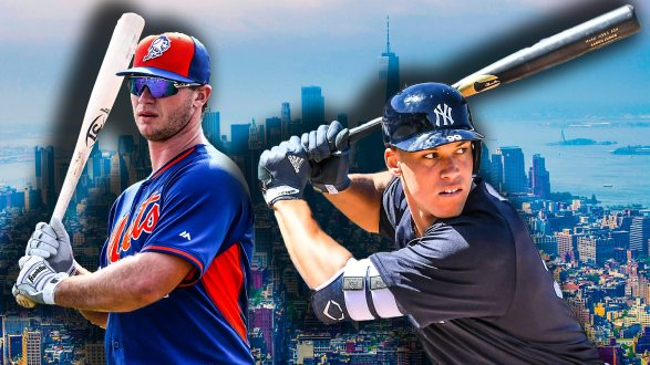 King Of The Concrete Jungle: Aaron Judge vs Pete Alonso