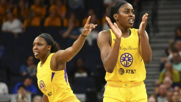 Sparks Dominate Mercury, 85-68